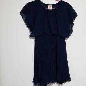 10 Blue sheet dress